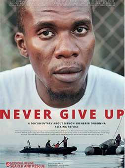 NEVER GIVE UP (dir. Schörnig)