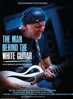 The Man Behind The White Guitar (Brazil)